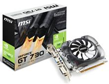 MSI GeForce N730-2GD3V3 Graphics Card